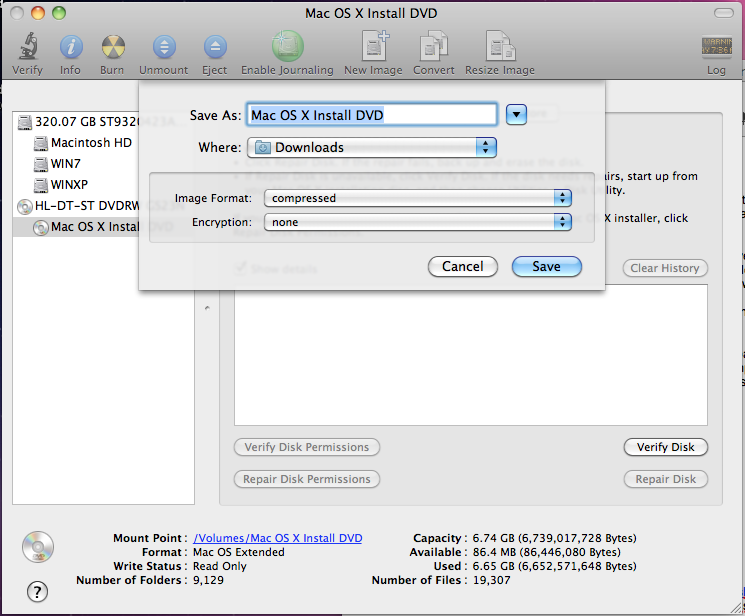 Usb Dvd For Mac Os X