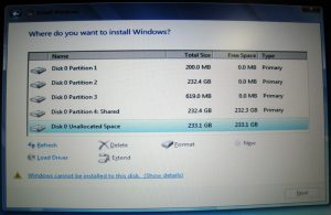1466sharedpartition1win5partitions